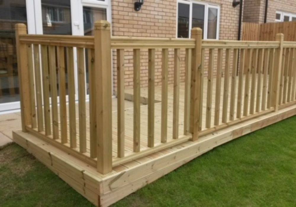 Decking Services Northampton