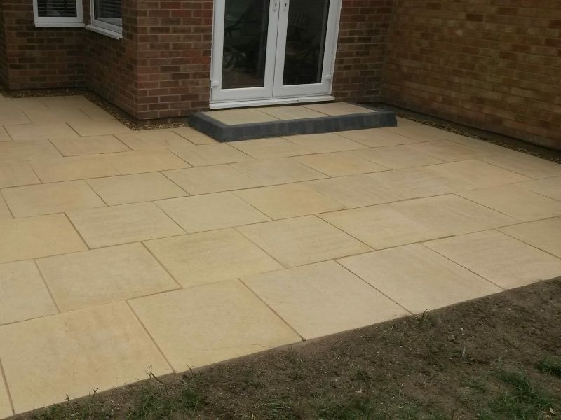 Patio Installation Northampton